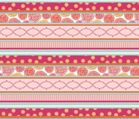 fancystripe fabric by mrshervi on Spoonflower - custom fabric
