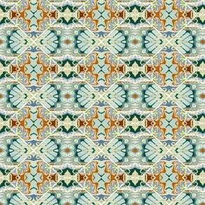 Checkered Victorian