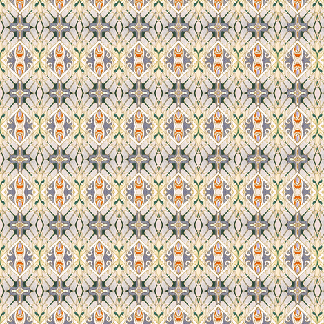 Fans of Deco fabric by edsel2084 on Spoonflower - custom fabric