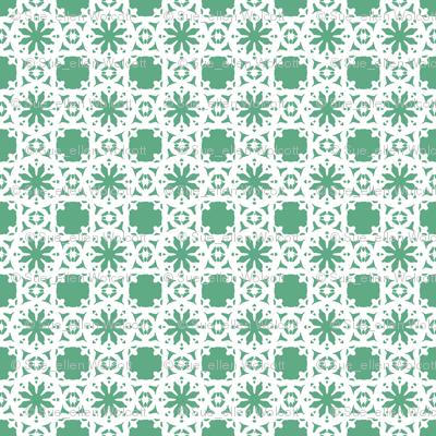 Lacy Daisy   -Mint