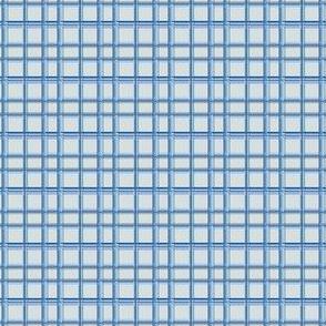blue-grey pleat