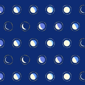 moon phase spots