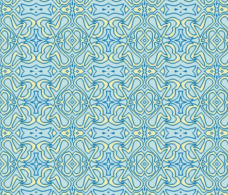 Random Musings, 1 fabric by susaninparis on Spoonflower - custom fabric
