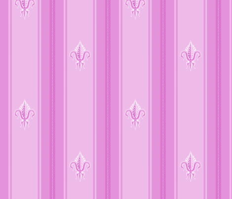 FDL Orchid Pink fabric by glimmericks on Spoonflower - custom fabric