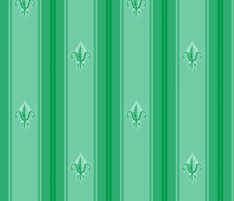 FDL Versailles fabric by glimmericks on Spoonflower - custom fabric