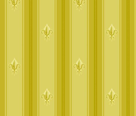 FDL Pea Soup fabric by glimmericks on Spoonflower - custom fabric