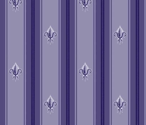 FDL Amethyst fabric by glimmericks on Spoonflower - custom fabric