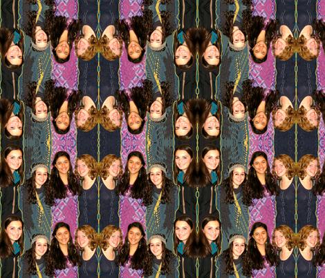 BFFs fabric by robin_rice on Spoonflower - custom fabric