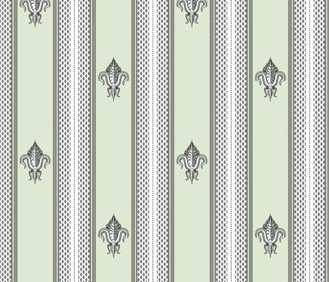FDL Mint fabric by glimmericks on Spoonflower - custom fabric