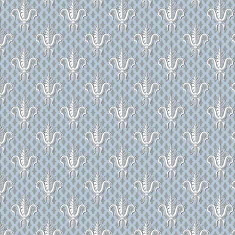FDL Fresh Damask fabric by glimmericks on Spoonflower - custom fabric