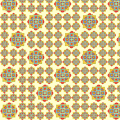 Yellow No. 2 (Perfect Square)