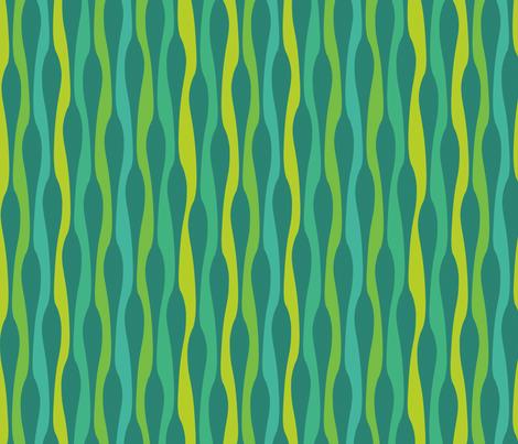 Spoonhandles fabric by spellstone on Spoonflower - custom fabric