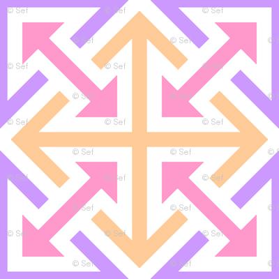 quad-arrow 4m X