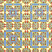 Blue Dorje (Perfect Square)