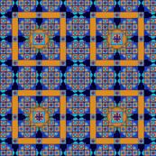 Orange Dorje (Perfect Square)