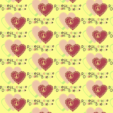 just doodling fabric by tinhearts on Spoonflower - custom fabric
