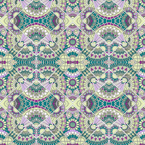 Fans of Japan fabric by edsel2084 on Spoonflower - custom fabric