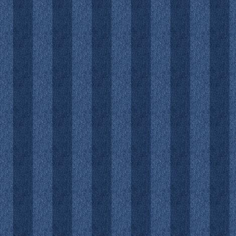 1/2 inch striped denim fabric by vo_aka_virginiao on Spoonflower - custom fabric