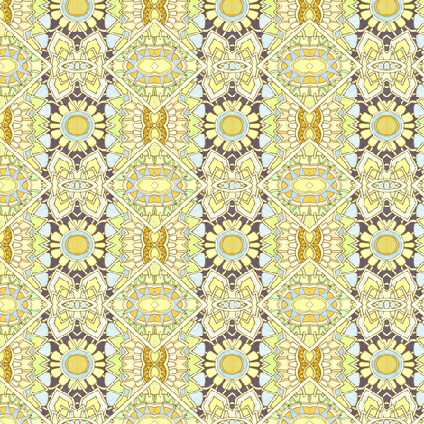 Deco Goes Oriental fabric by edsel2084 on Spoonflower - custom fabric