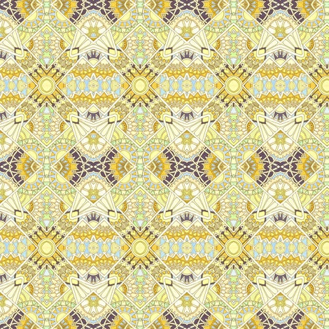 Grand Premiere Under the Hollywood Searchlights fabric by edsel2084 on Spoonflower - custom fabric