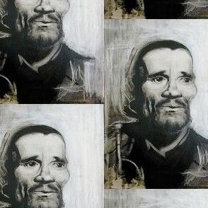 Chet Baker Painting
