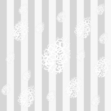 White Rain fabric by conteximus on Spoonflower - custom fabric