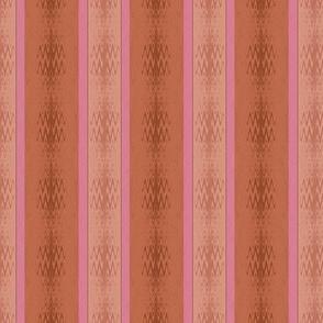 Ikat (Coral Rust)