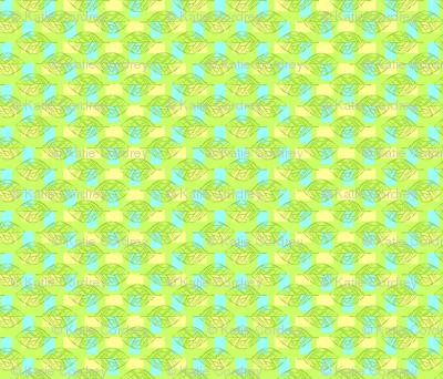 Leafbones in Green