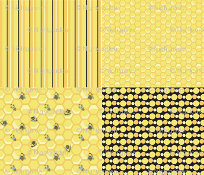 Vintage-Bee-Quarters (coordinates)