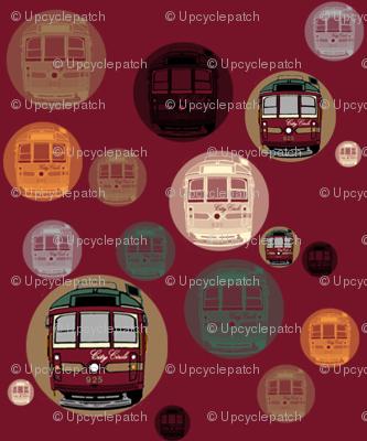 Tram Spots