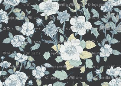Luminous Blooms