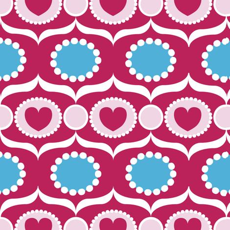 sugar fabric by lilliblomma on Spoonflower - custom fabric