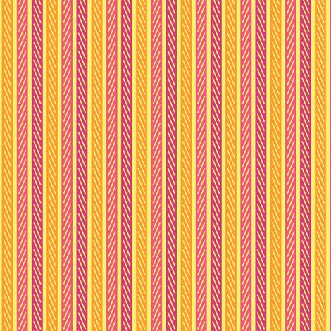 June Birthday - Stripe Coordinate fabric by jennartdesigns on Spoonflower - custom fabric