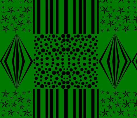quad fabric by mamarayrey on Spoonflower - custom fabric