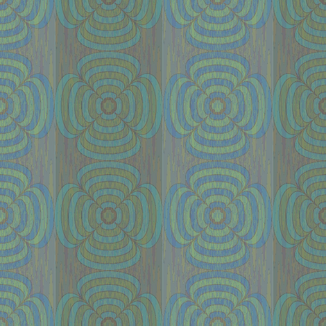 Rain, Blue, Pane fabric by david_kent_collections on Spoonflower - custom fabric