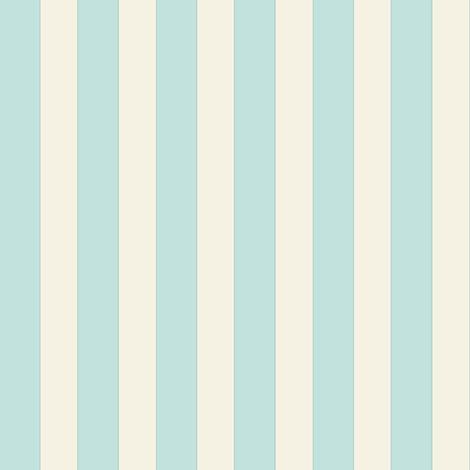 Cream Kiwi Stripe fabric by sheila_marie_delgado on Spoonflower - custom fabric