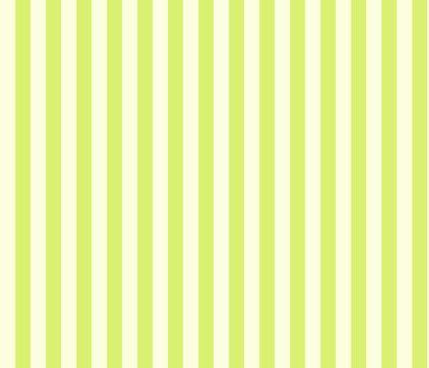 Cream Kiwi Solid Stripe fabric by sheila's_corner on Spoonflower - custom fabric