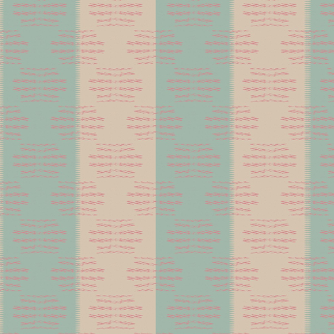 Mint Flock Pearl fabric by david_kent_collections on Spoonflower - custom fabric