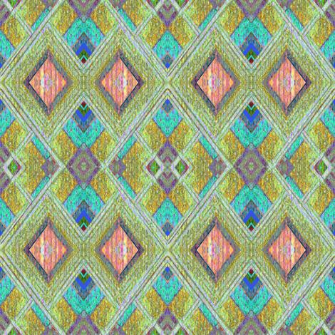 Nomad Goes Argyle fabric by joanmclemore on Spoonflower - custom fabric