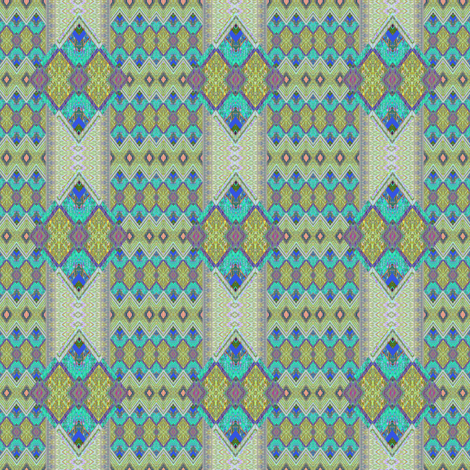Nomad Motif fabric by joanmclemore on Spoonflower - custom fabric