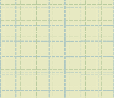 Summer Plaid fabric by mbsterling on Spoonflower - custom fabric