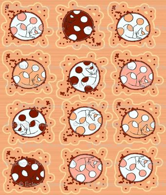 Kitty Dots