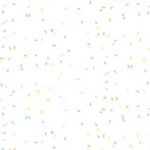 Rainbow Pastel - Confetti Circlets -  © PinkSodaPop 4ComputerHeaven.com
