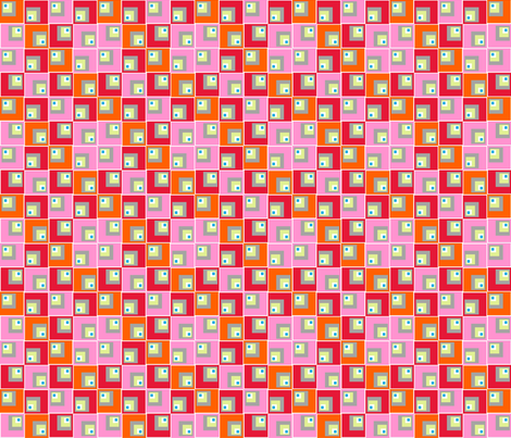 Candy Cut Outs fabric by joanmclemore on Spoonflower - custom fabric
