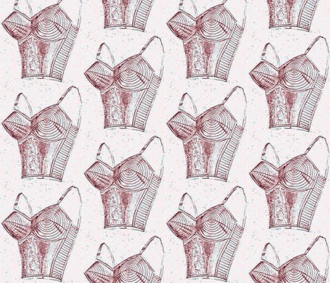 Outdated Technology fabric by susaninparis on Spoonflower - custom fabric