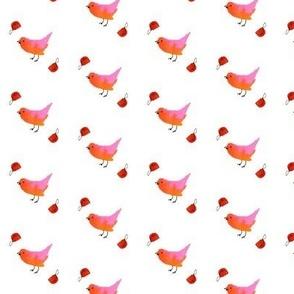 Shopping Bird