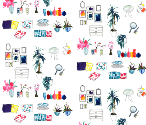 Cabana  fabric by dailycandy on Spoonflower - custom fabric