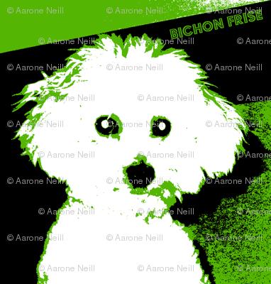 Retro Bichon-ch-ed