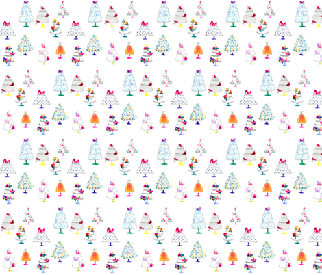 Cake Shop  fabric by dailycandy on Spoonflower - custom fabric