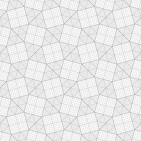 00919403 : S43graph 1 : greyscale fabric by sef on Spoonflower - custom fabric